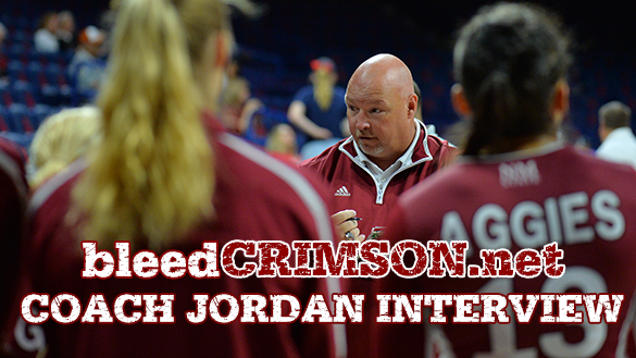 bleedCrimson.net Weekly Coach Jordan Interview :: 08/30/16